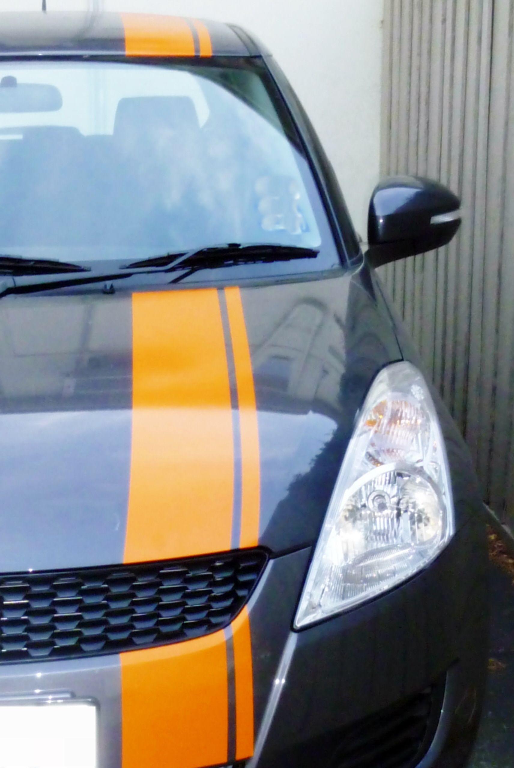 Swift Body Car Vinyl Graphics Suzuki Swift Car Sticker Design [ 852 x 1000 Pixel ]