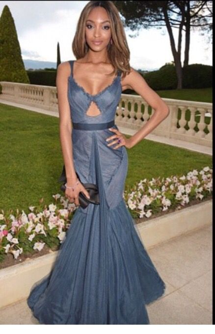 Perfect dress for a perfect night  with #verawang touch
