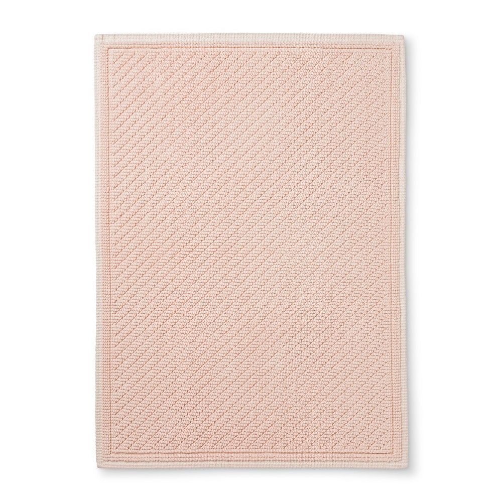 This Performance Accent Bath Rug From