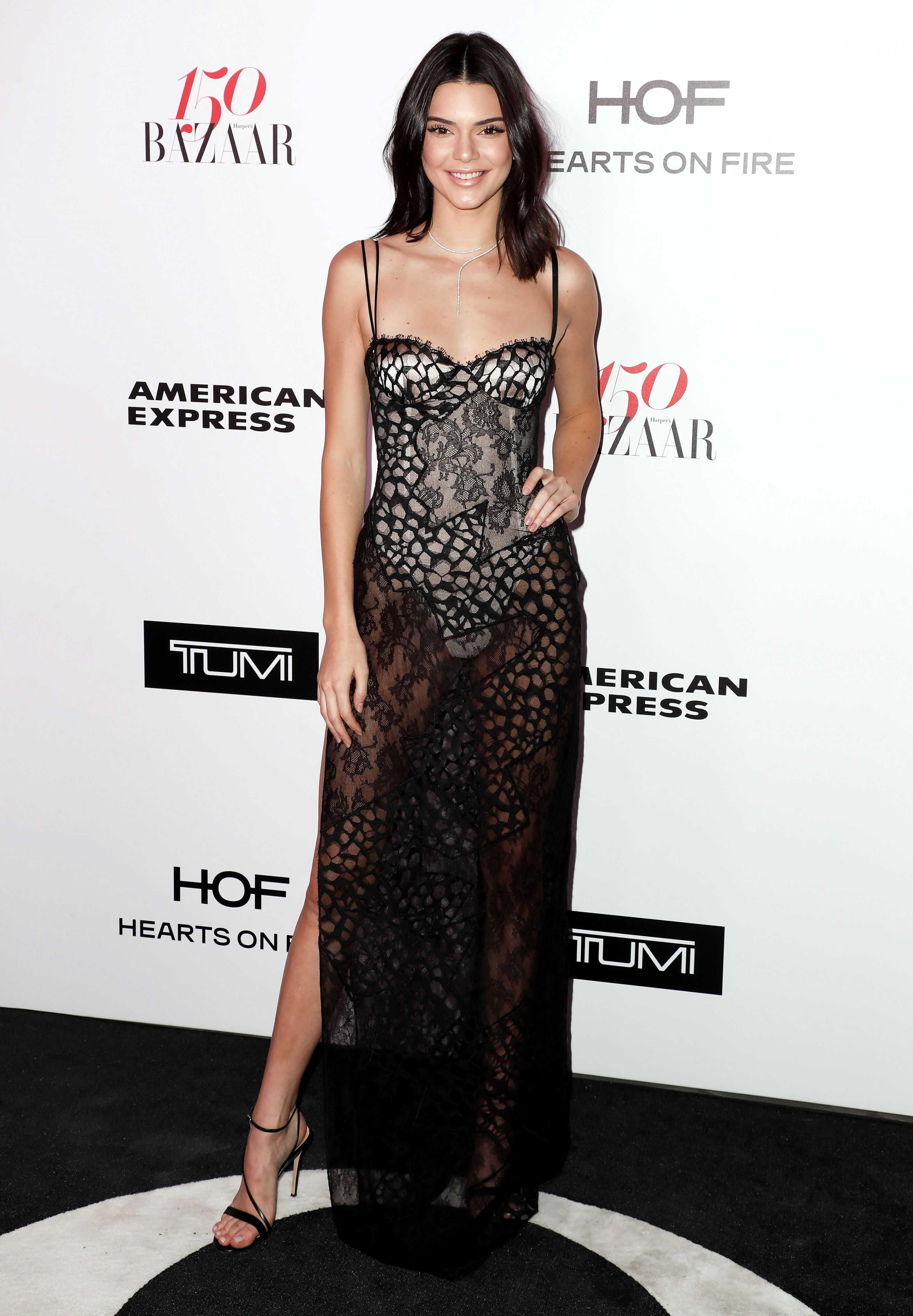 Harper s bazaar event looks more like a lingerie party page 12 - At Harper S Bazaar S 150 Most Fashionable Women Party On January 27 2017