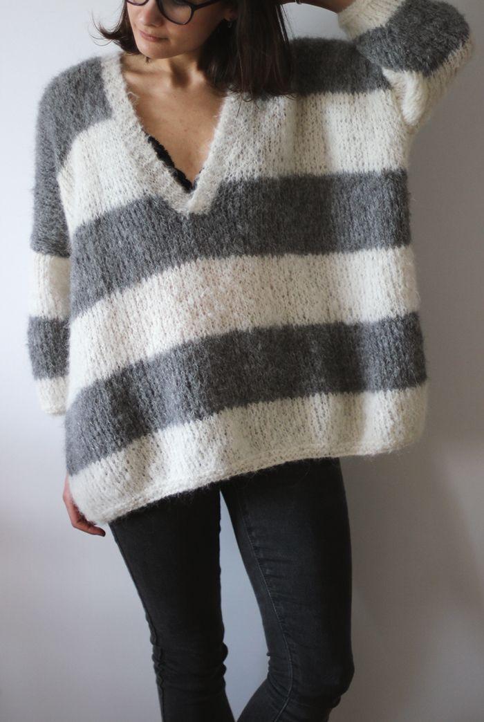 énorme réduction 2bf80 85df3 Épinglé sur knit