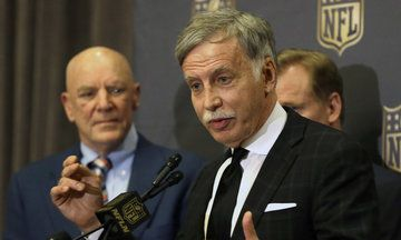 Rams Owner Stan Kroenke Says He'd Rather Leave St. Louis Than 'Sit There And Be A Victim'