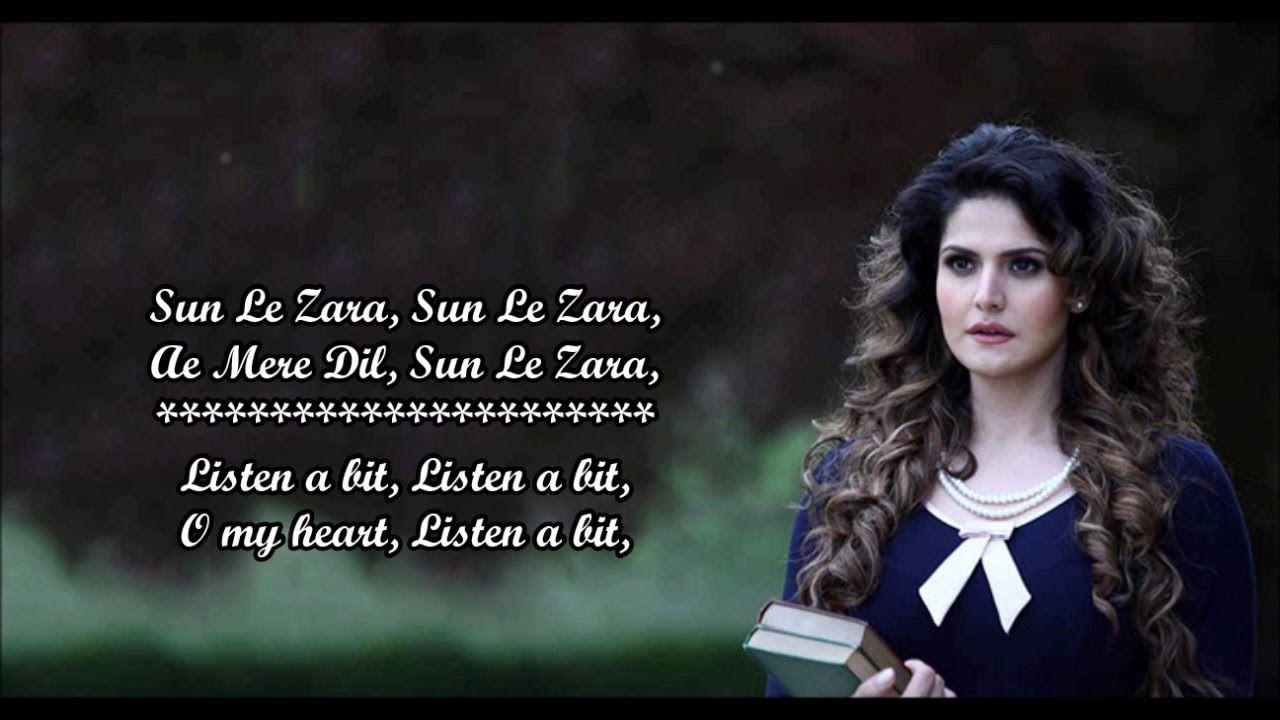 Sun Le Zara 1921 New Hindi Whatsapp Status Video Download