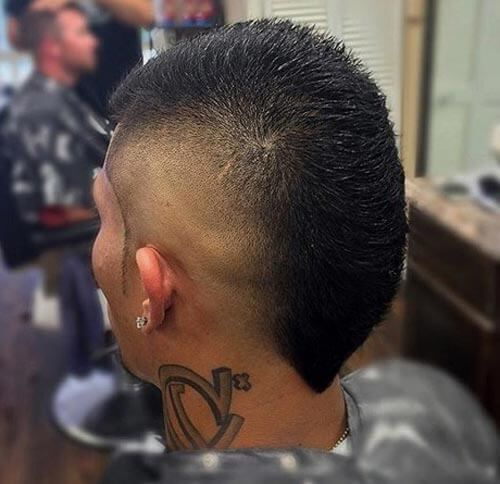 40 Attractive Mohawk Fade Haircuts Charming Style With Creative