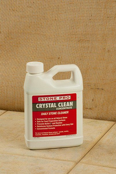Crystal Clean Concentrate, Qrt.