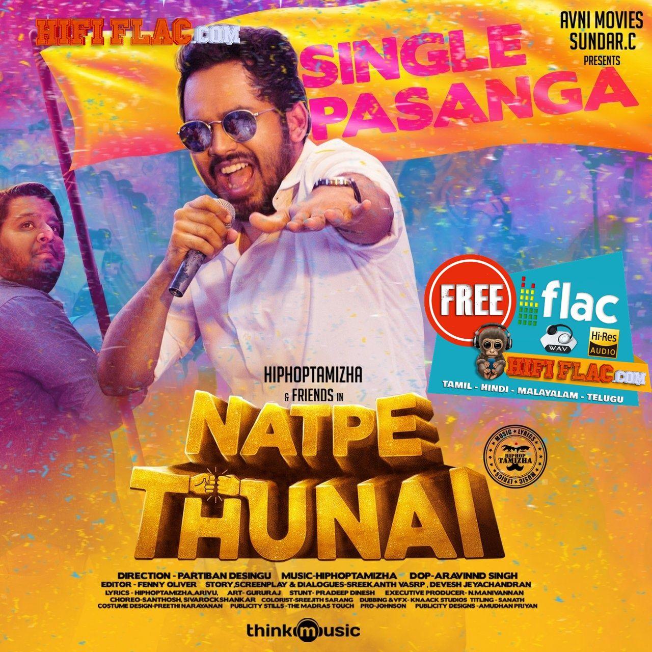 Single Pasanga Natpe Thunai 2019 Tamil Single Digitalrip Flac Single Hip Hop Movie Posters