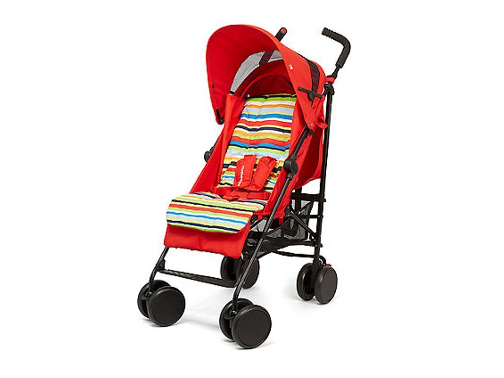 Baby Parasol compatible with Mothercare My Choise 3 Red