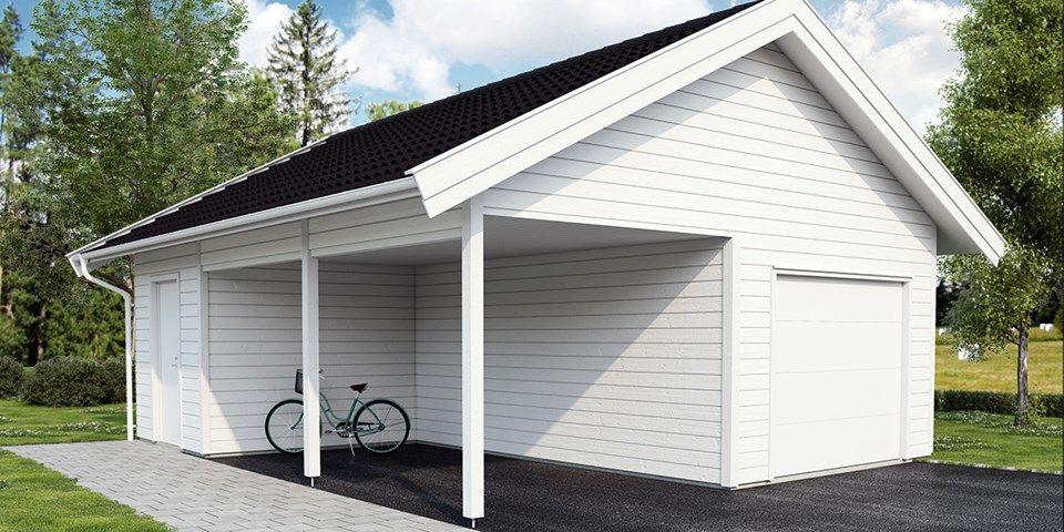 carport med förråd Sök på Google Carport, Outdoor
