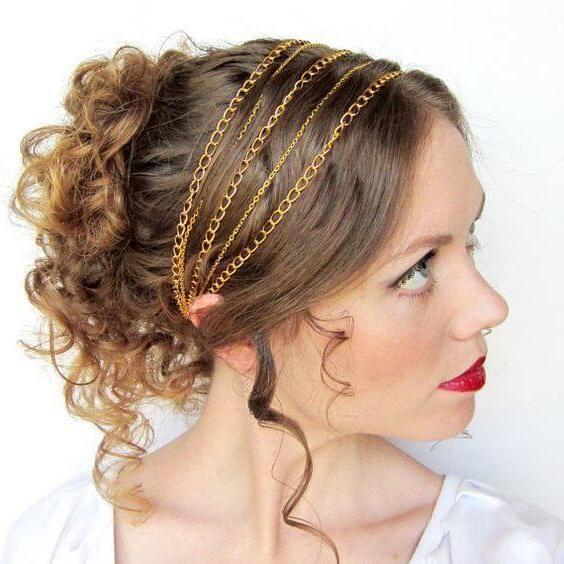 Un look impactante con peinados romanos Colección de cortes de pelo estilo - Pin en Peinados Romanos