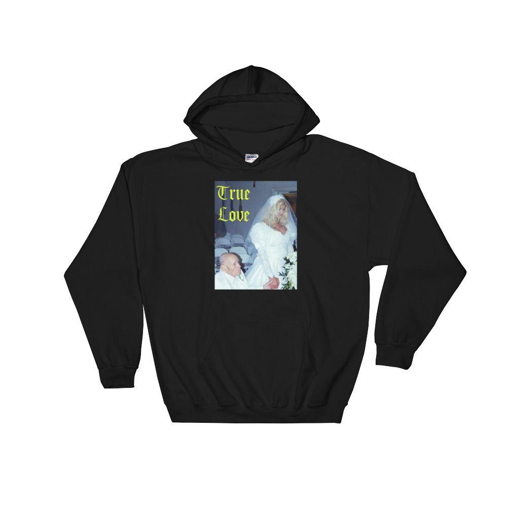 Vintage Sunflower Black Unisex Pullover Teens Hoodie Hooded Sweatshirt Colorful