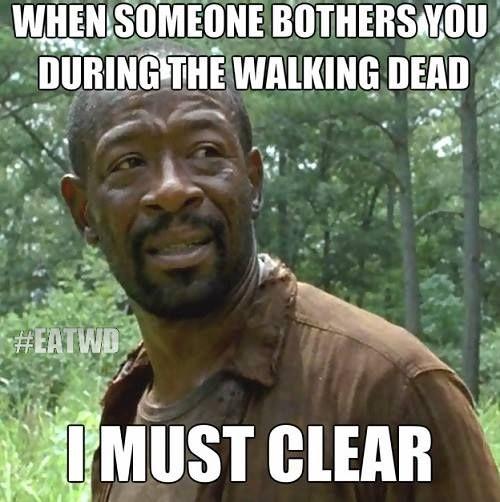 The Walking Dead Funny Meme Walking Dead Funny The Walking Dead Walking Dead Show