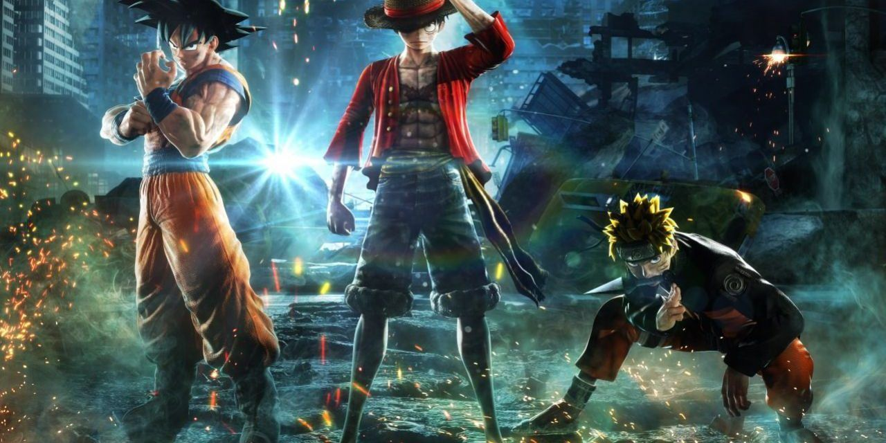 Jump Force Looks Kinda Weird For A PS4 Game (Has PS3