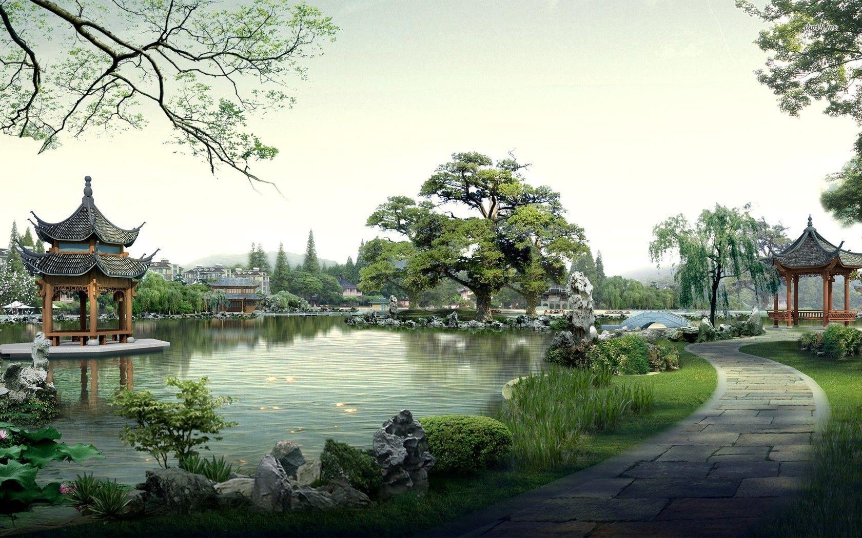 Wonderful Japan Digital Nature For Desktop Wallpapers With Japan