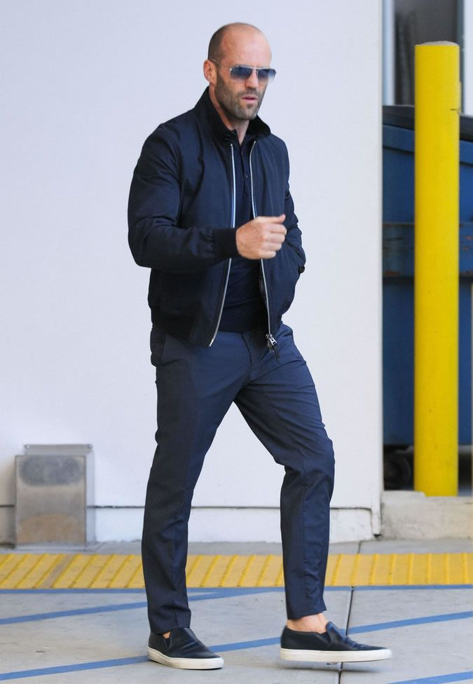f465f99429 The Best Dressed Men Of The Week  Jason Statham in LA.  bestdressedmen   jasonstatham