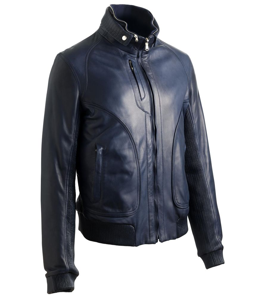 The Bentley Collection Leather Jacket Brings Luxury From The Road To Your Wardrobe Leather Jacket Spring Collection Fashion Jackets [ 1005 x 900 Pixel ]
