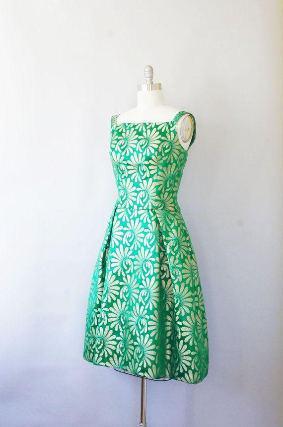 f698d3501c8 Reserved    1950s Suzy Perette dress   vintage 50s party dress ...