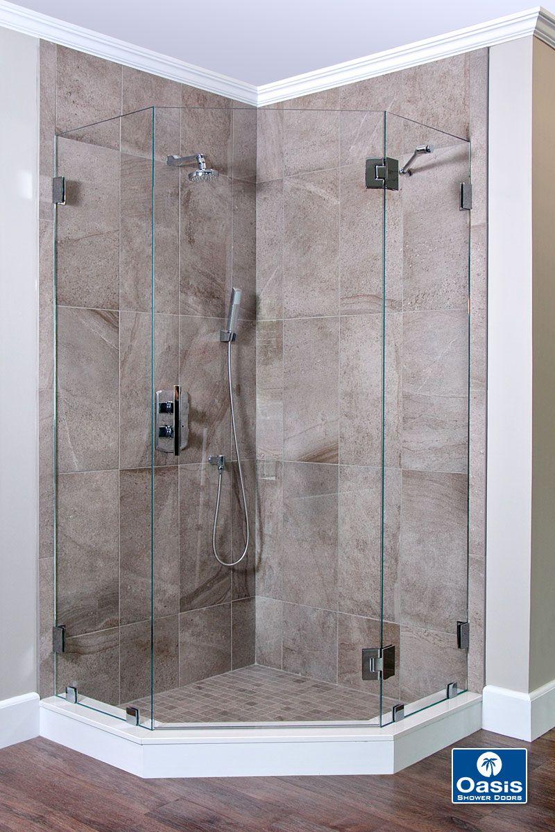 Custom Shower Enclosures Oasis Shower Doors Shower Doors Shower Enclosure Custom Shower