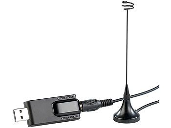 Terris Küchenradio ~ Auvisio micro empfänger dv stick 252.pro incl. dab gesamt