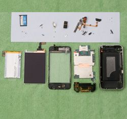 iphone 3g disassembly guide iphone repair guides pinterest rh pinterest com iPhone 3 iPhone 5