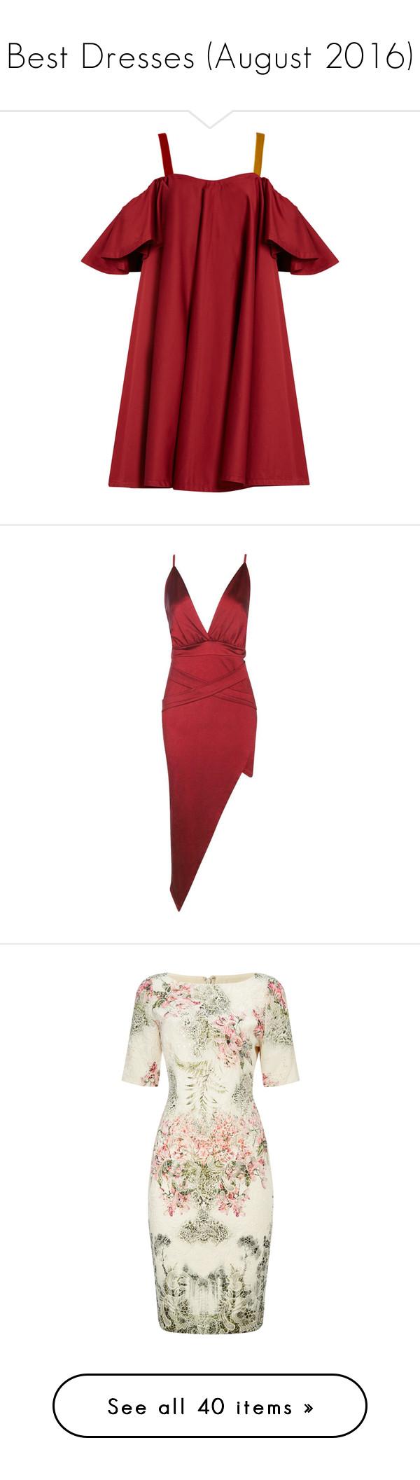 Best dresses august