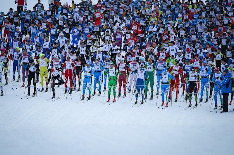 Talviurheilun massatapahtumia. www.finlandia.fi