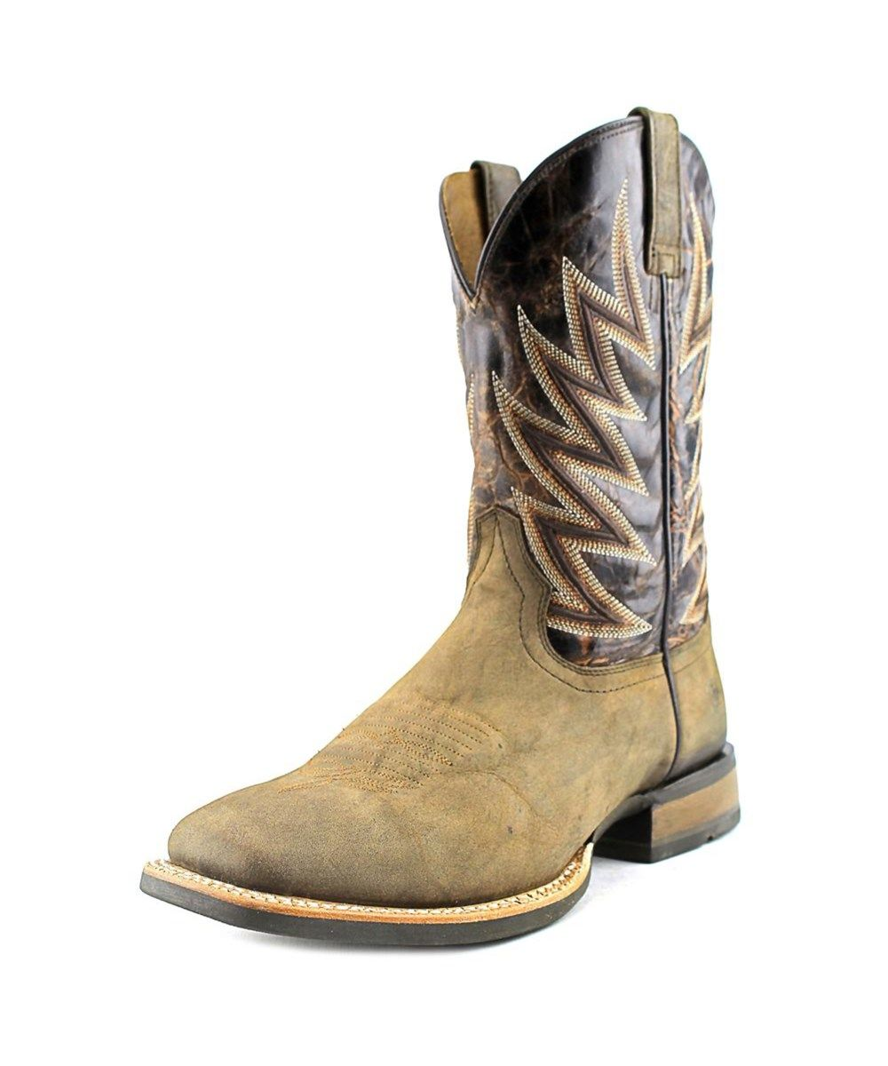 093cfb08d56 ARIAT Ariat Challenger 2E Square Toe Leather Western Boot'. #ariat ...