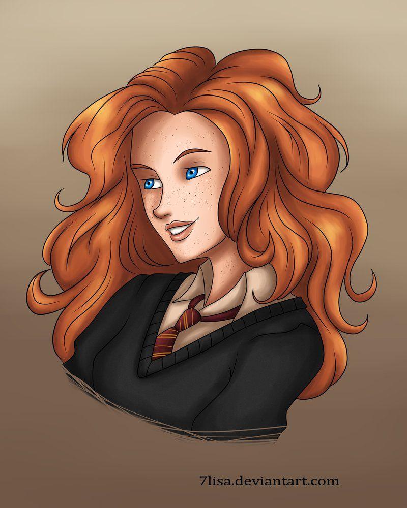 Rose Weasley Roxanne Weasley Harry Potter Fan Art Harry Potter Feels