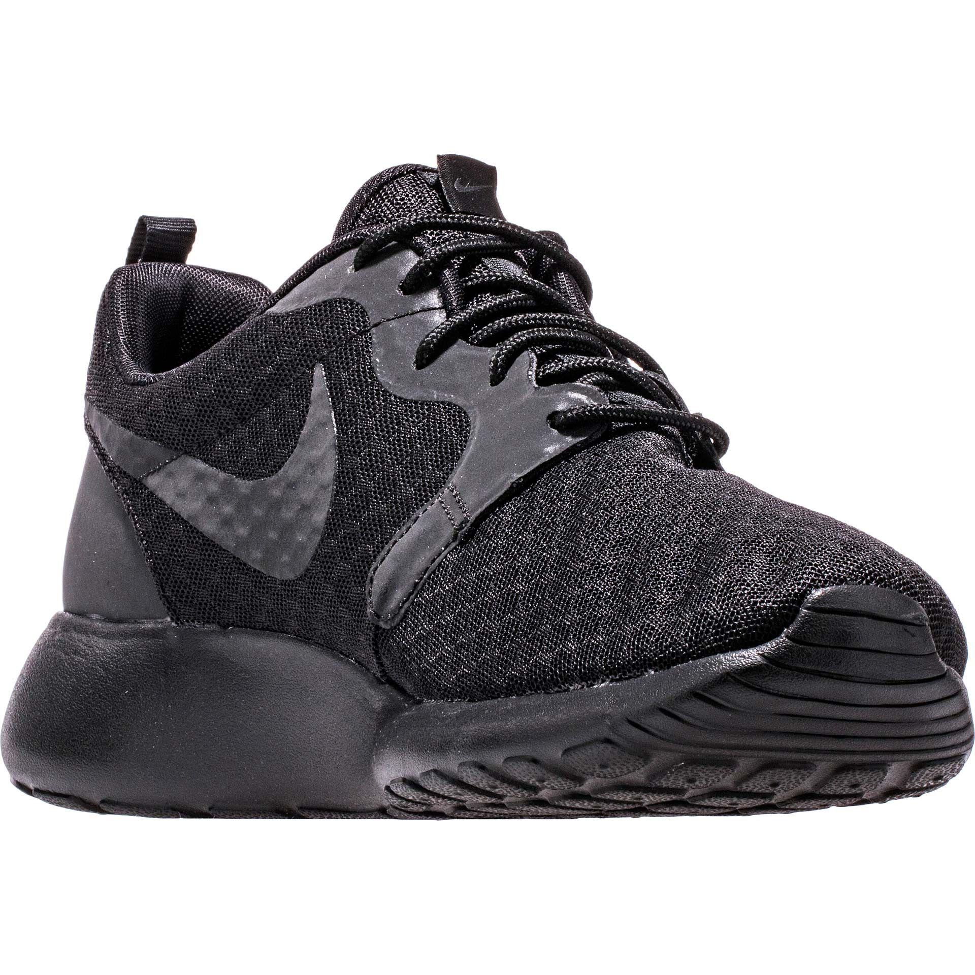 d85bd881049 Nike Roshe One Tech Hyperfuse (Mens) - Black Black