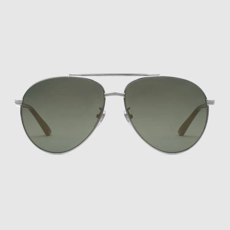 Lunettes de soleil aviateur en métal   LEGANTE   Pinterest ... 268b89fe442a