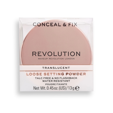 Conceal & Fix Setting Powder Translucent in 2020 Setting