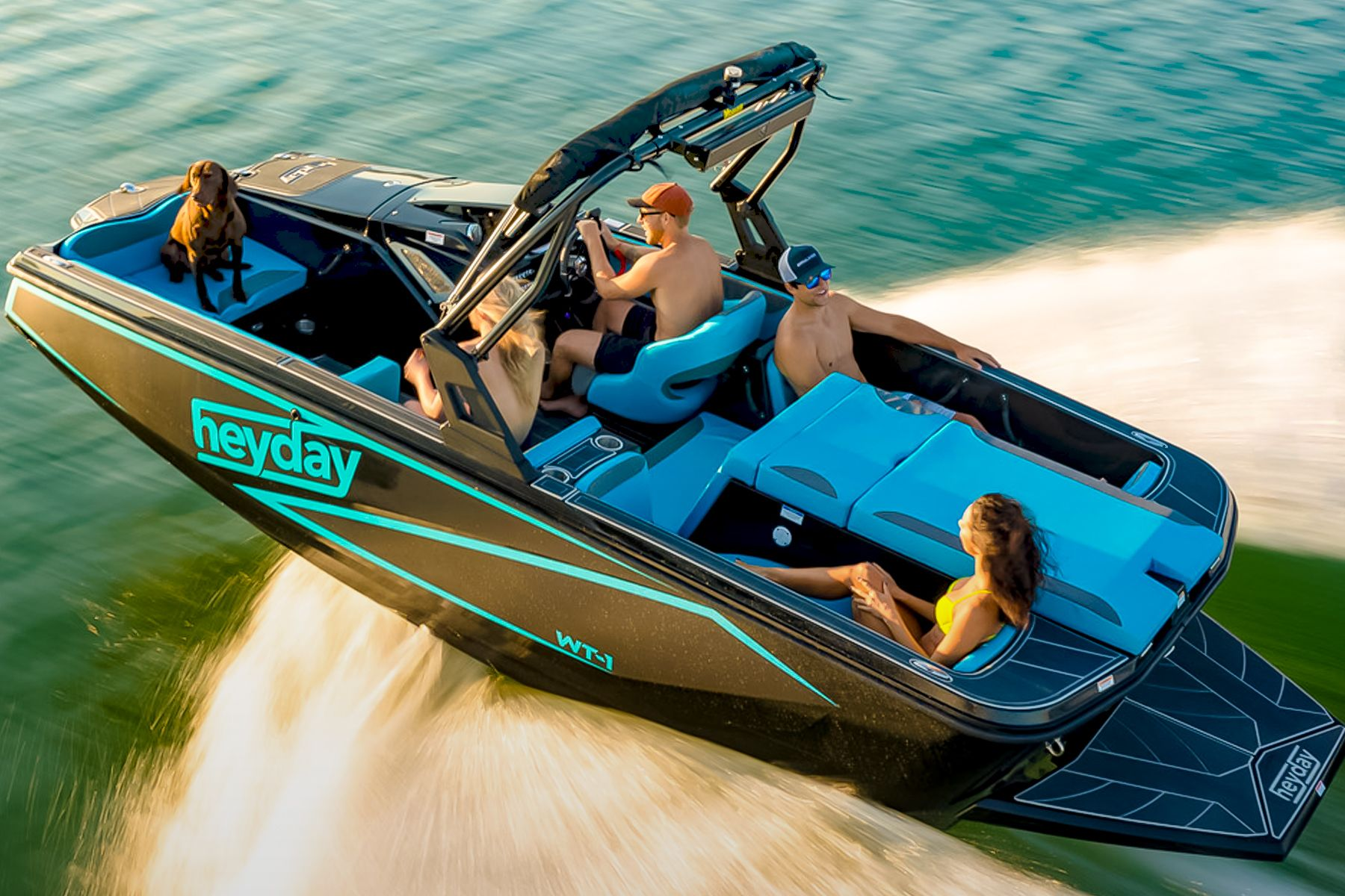 Surf Boat Rentals in Penticton for all Your Water Sports