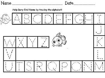 Alphabet tracing mazes upper lower case school pinterest alphabet tracing mazes upper lower case thecheapjerseys Gallery