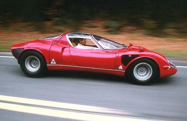 Alfa Romeo Stradale In My Opinion The Most Beautiful Car Ever - Cool cars ever