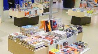 Använd butikernas marknadsföringsknep på biblioteket