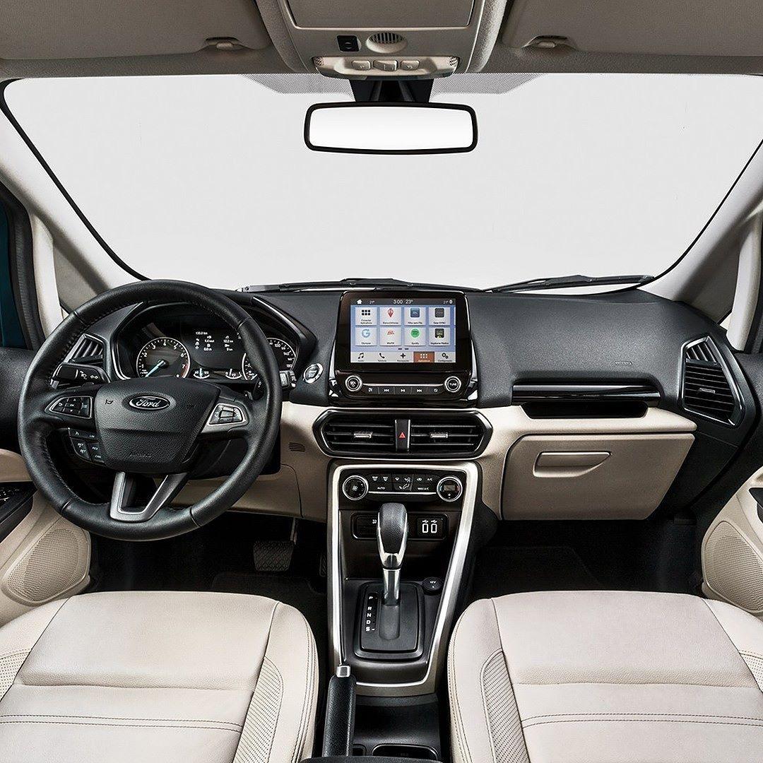 Ford Ecosport 2 0 Titanium 2018 Reveladas Novas Informacoes Sobre