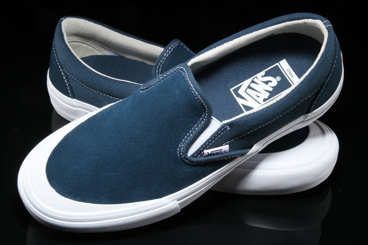 Slip On Pro Toe Cap Slip On Vans Slip On Vans Classic Slip On Sneaker