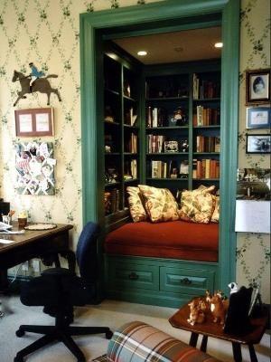 Closet Library By Myohodane Reading Nook Home Home Decor