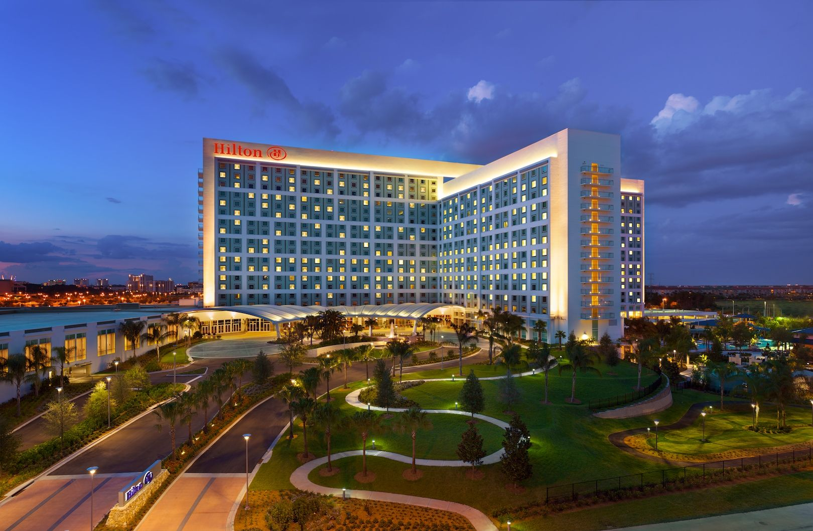Awesome Meet Host Hotels Book Your Rooms Today The Hilton Orlando Hotel I Drive Destination Parkway Attached To Convention Center