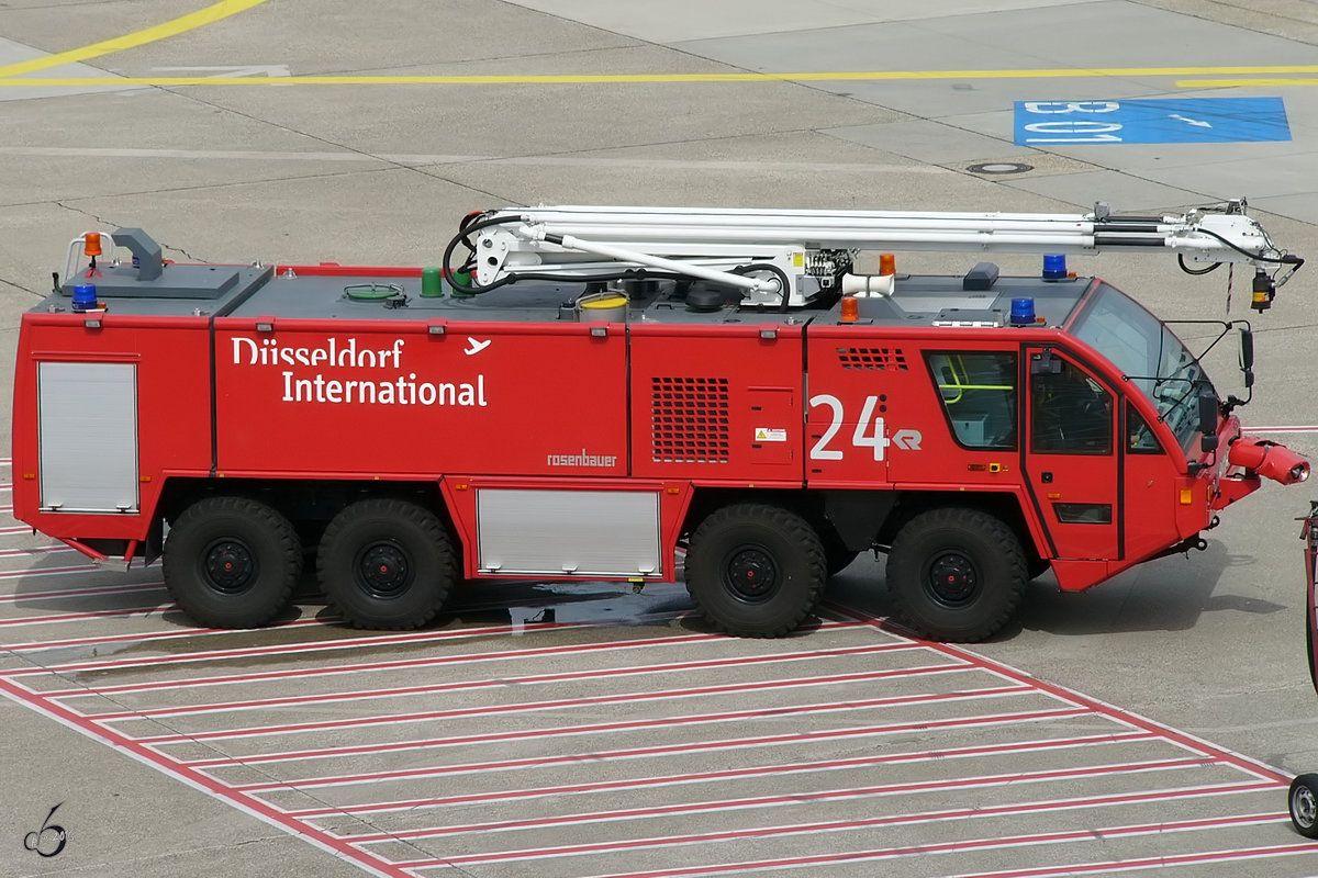 Ein MAN/Rosenbauer/HRett Snorkel GFLF 14000/500