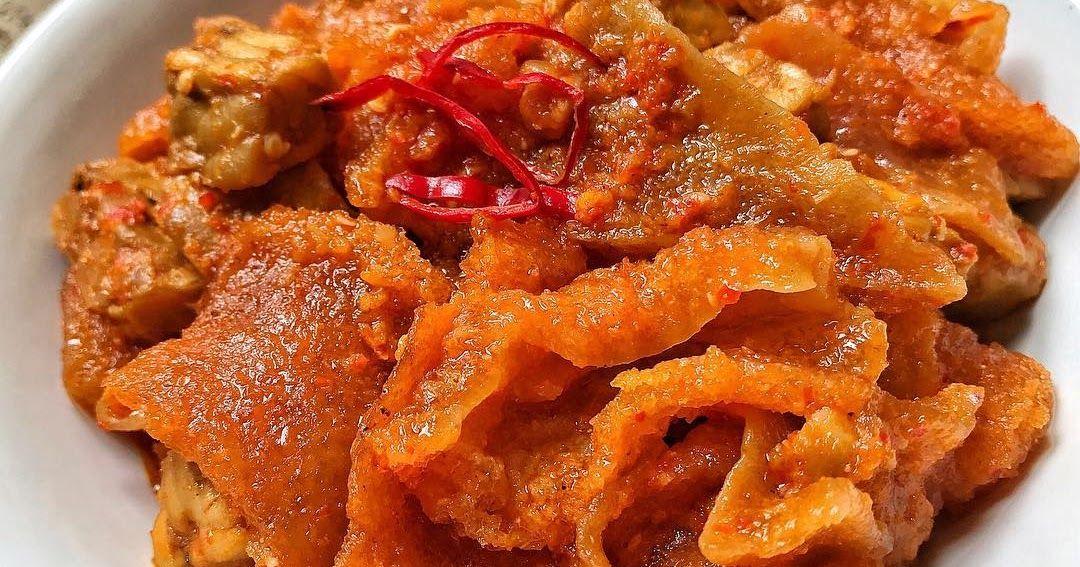 Resep Olahan Krecek Berbagai Sumber Resep Makanan Dan Minuman Resep Masakan