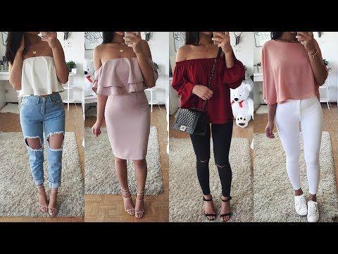 69ab446f18 Ropa de Moda Juvenil 2017 Outfits Para Chicas - YouTube