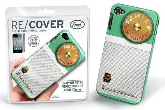 Old fashioned Radio iPhone cover