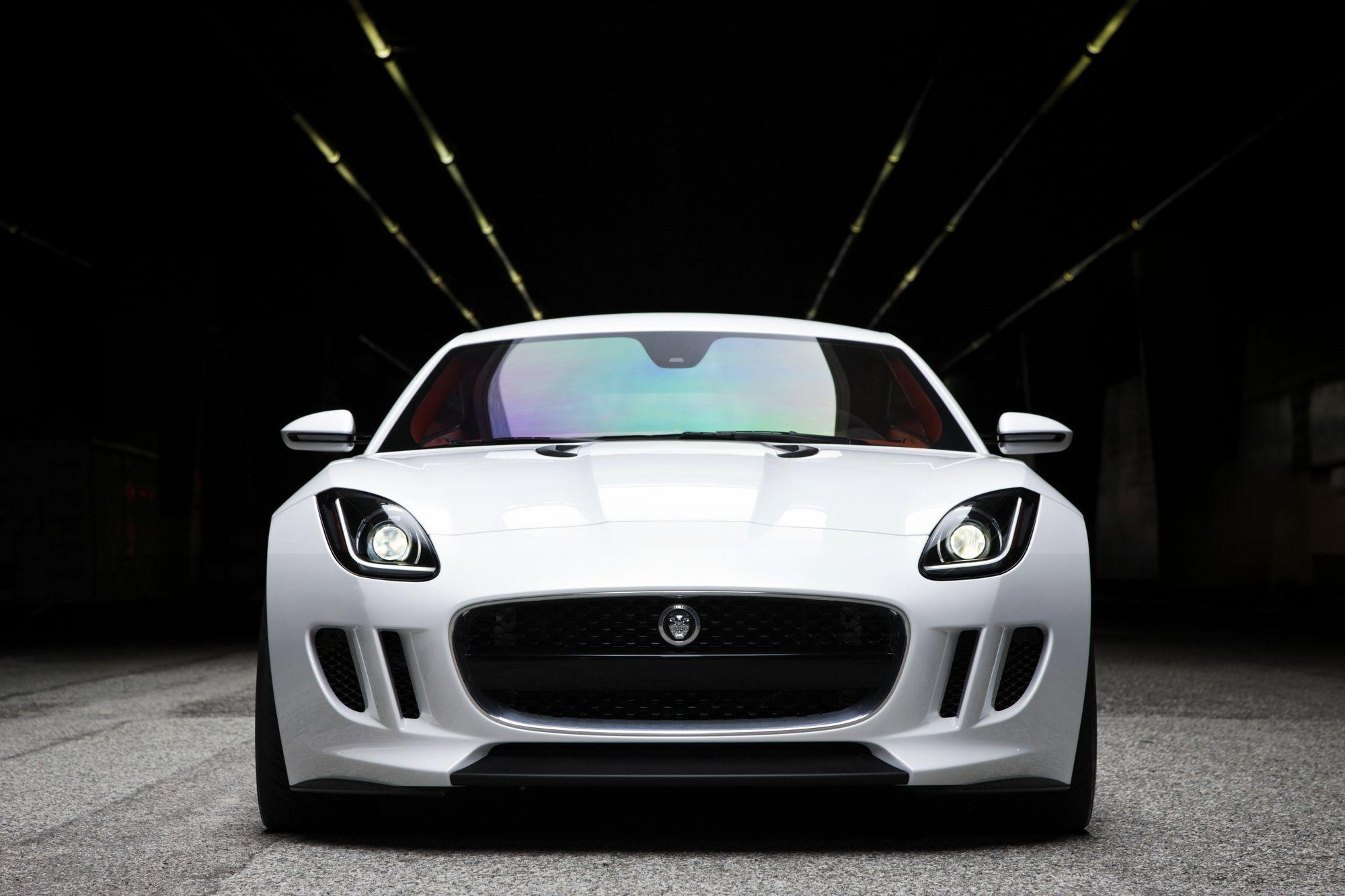 Wonderful Jaguar F Type White Wallpaper HD (2000×1333)