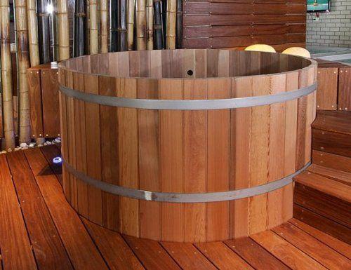 Pin by Stephanie Wolfe on hot tubs | Pinterest | Cedar wood, Hot ...