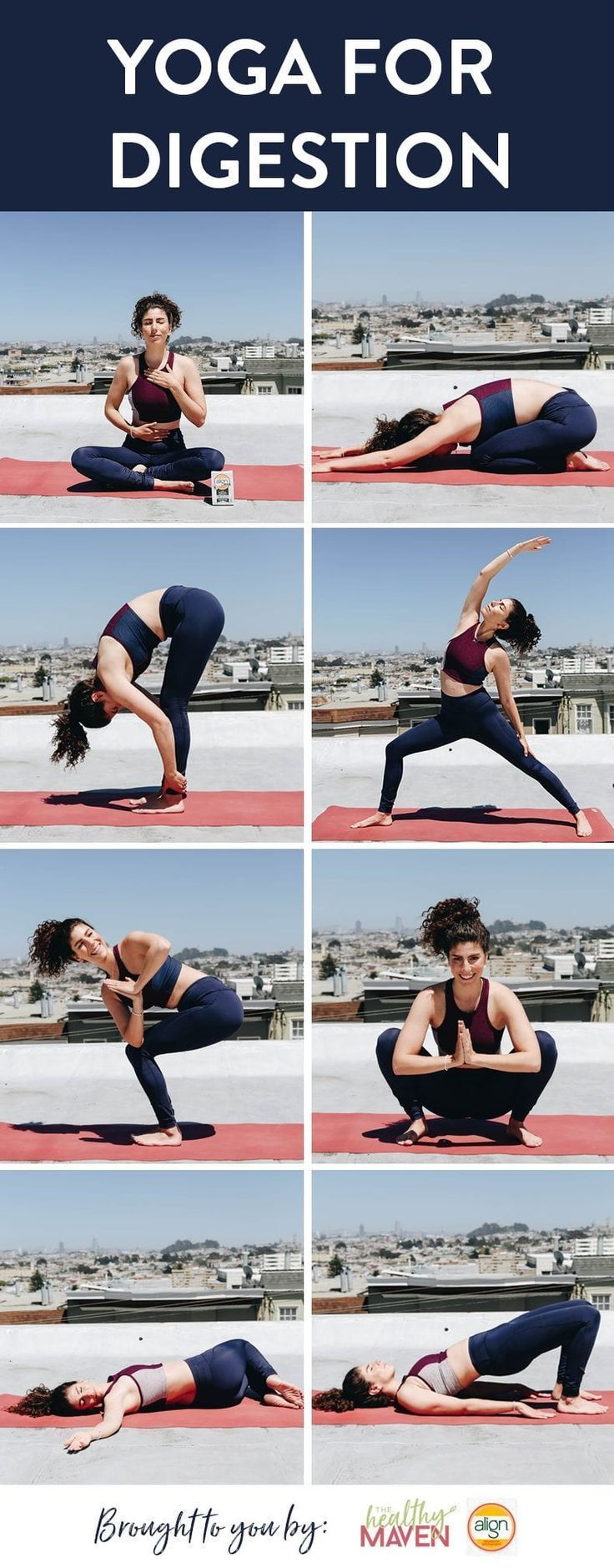 Yoga for Digestion - The Healthy Maven (With images ...