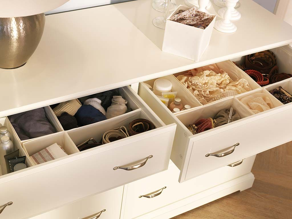 IKEA Skubb organisers for inside drawers
