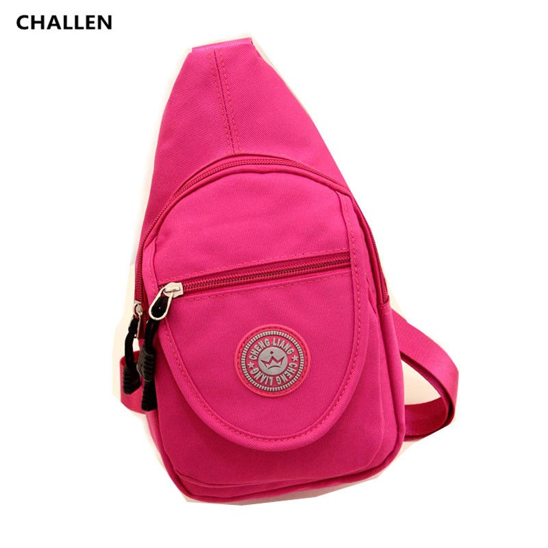 CHALLEN 2017 New Style Women Shoulder  Bag Fashion Men Travel Casual Mini Bag Ladies Canvas Messenger Bag Bolsas Feminina CH024