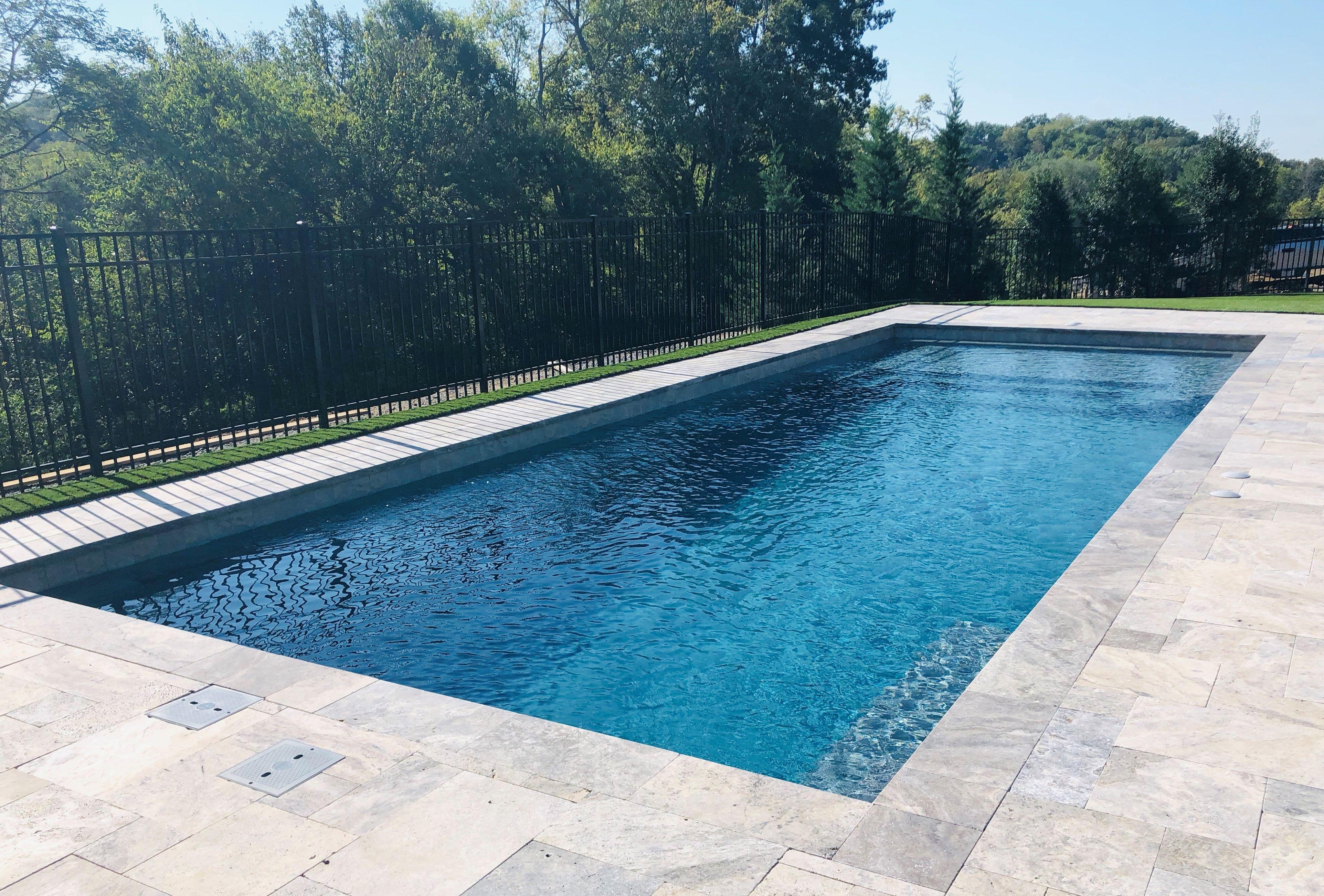 Imagine Pools The Illusion Swimming Pool House Swimming Pools Pool