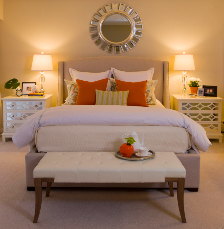 martha stewart bedroom colors