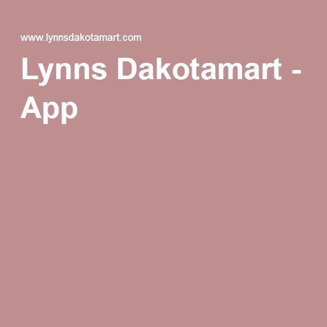 Lynns Dakotamart - App